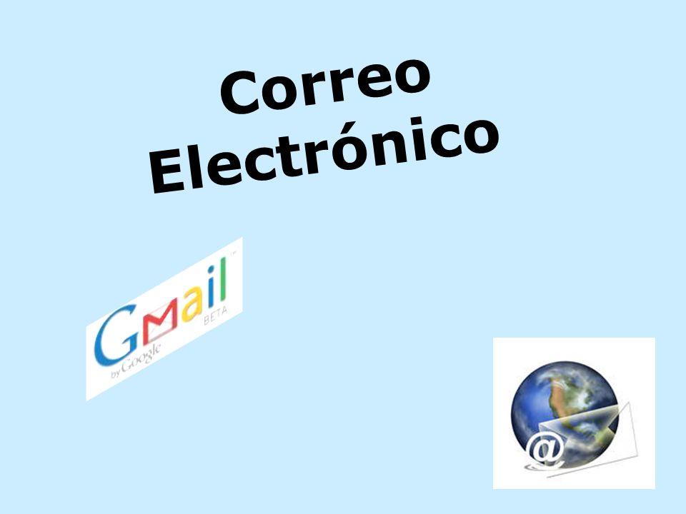 Quedando establecidas de la siguiente forma: nombre_de_usuario@nombre_y_tipo_del_dominio Una dirección de correo electrónico...