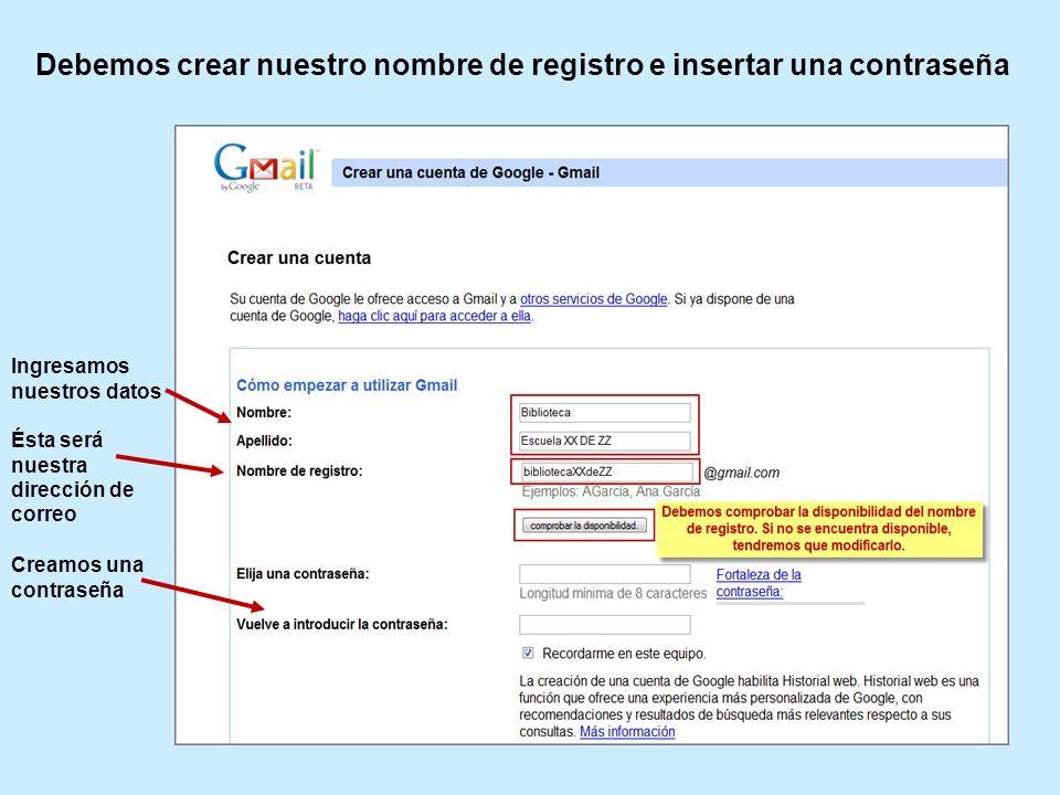 Ayuda en línea: Gmail cuenta con un instructivo de uso en línea, el cual está conformado por respuestas a preguntas frecuentes sobre el uso de Gmail.