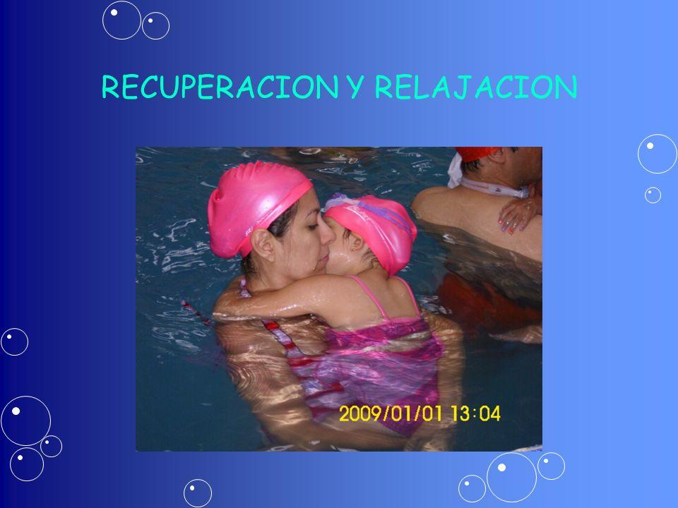 RECUPERACION Y RELAJACION