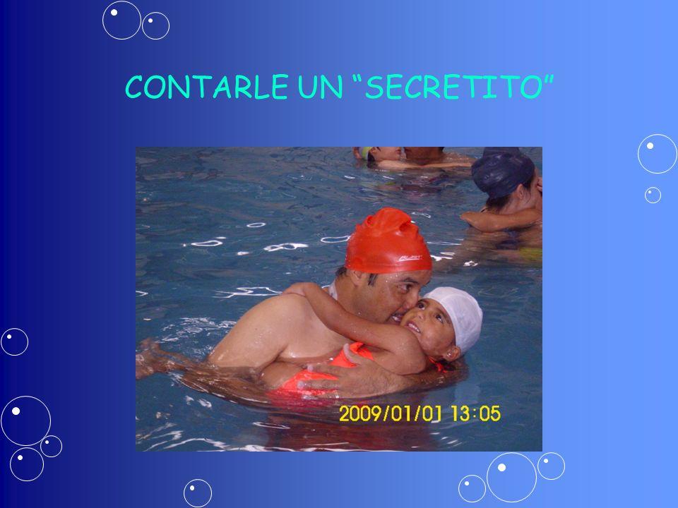 CONTARLE UN SECRETITO