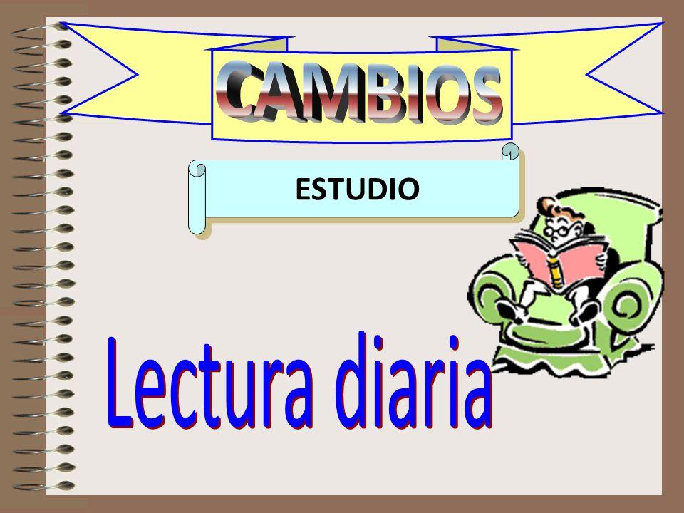 CAMBIOS estudio3 ESTUDIO