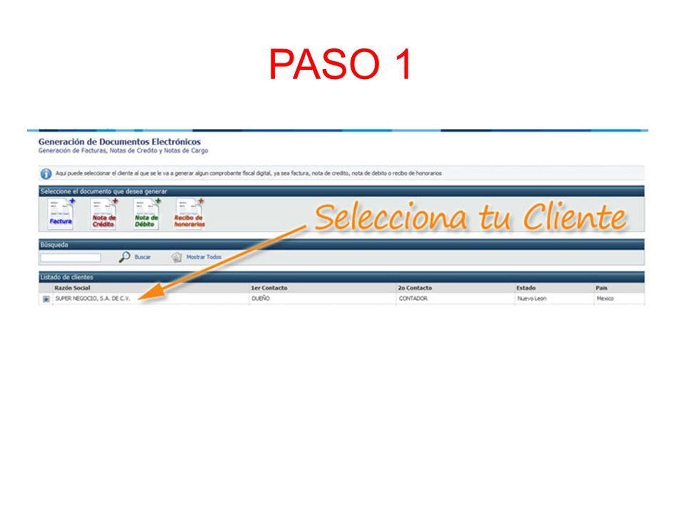 PASO 1