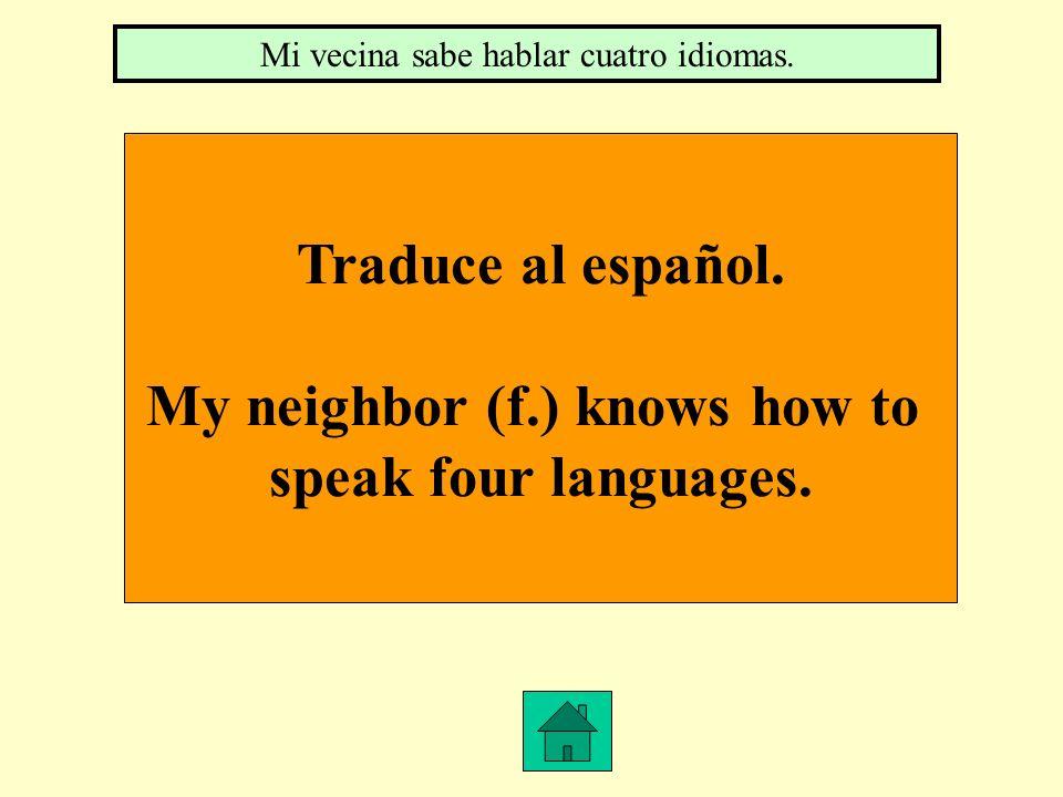 4,4 En inglés es la misma (same) palabra, pero en español un _____ está en el baño y un _____ está en la cocina. el lavabo; el fregadero