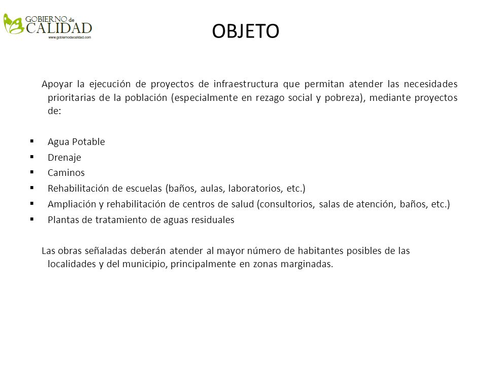 Informe final de los proyectos aprobados Anexo 5 Entidad Federativa o Municipio de: No.