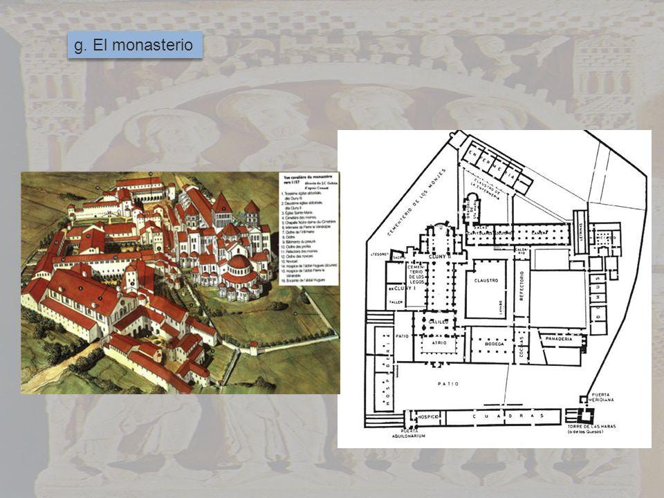 g. El monasterio