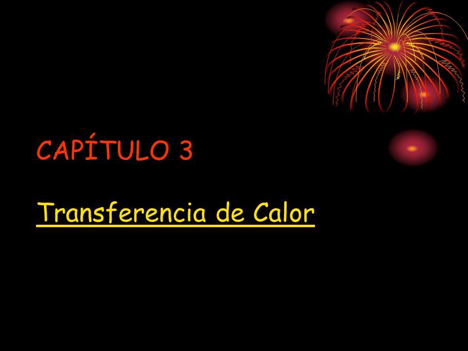 CAPÍTULO 3 Transferencia de Calor