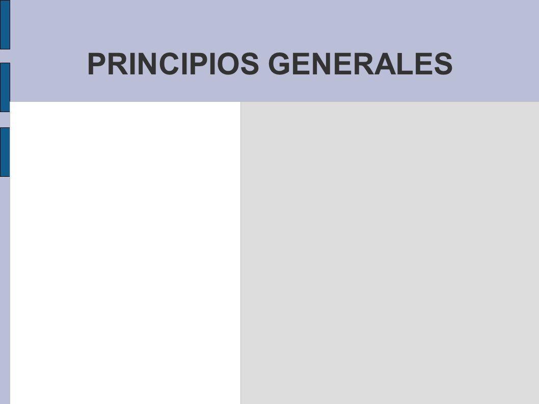 Principios Generales Preámbulo 1.Dios ama y salva 2.