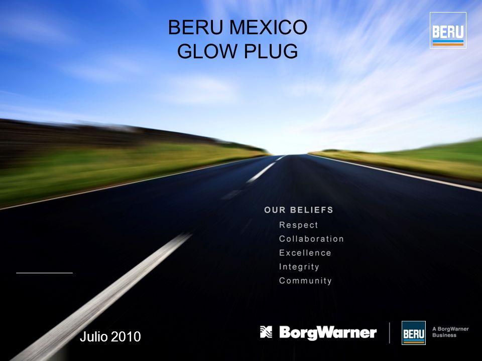 BERU MEXICO GLOW PLUG Julio 2010
