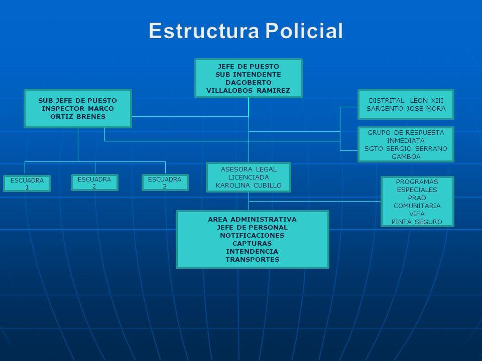 PROYECTOS ACTIVOS CREACION DE UN CENTRO DE APREHENDIDOS.