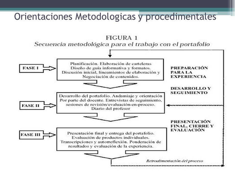 Fundamentación teórica Obedeció a cambios teórico- metodológicos años 70 y 80.