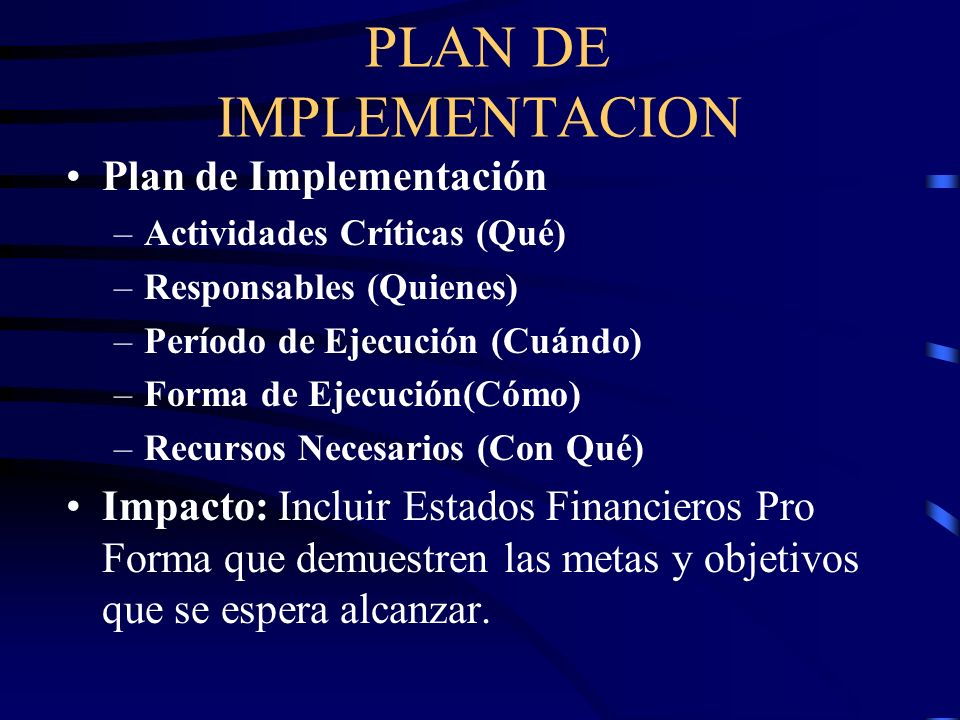 ESTRATEGIA PROPUESTA B. Elementos de la Estrategia Futura Del Negocio en General Metas y Objetivos Estrategia C. Estrategias por Areas Funcionales: Fi