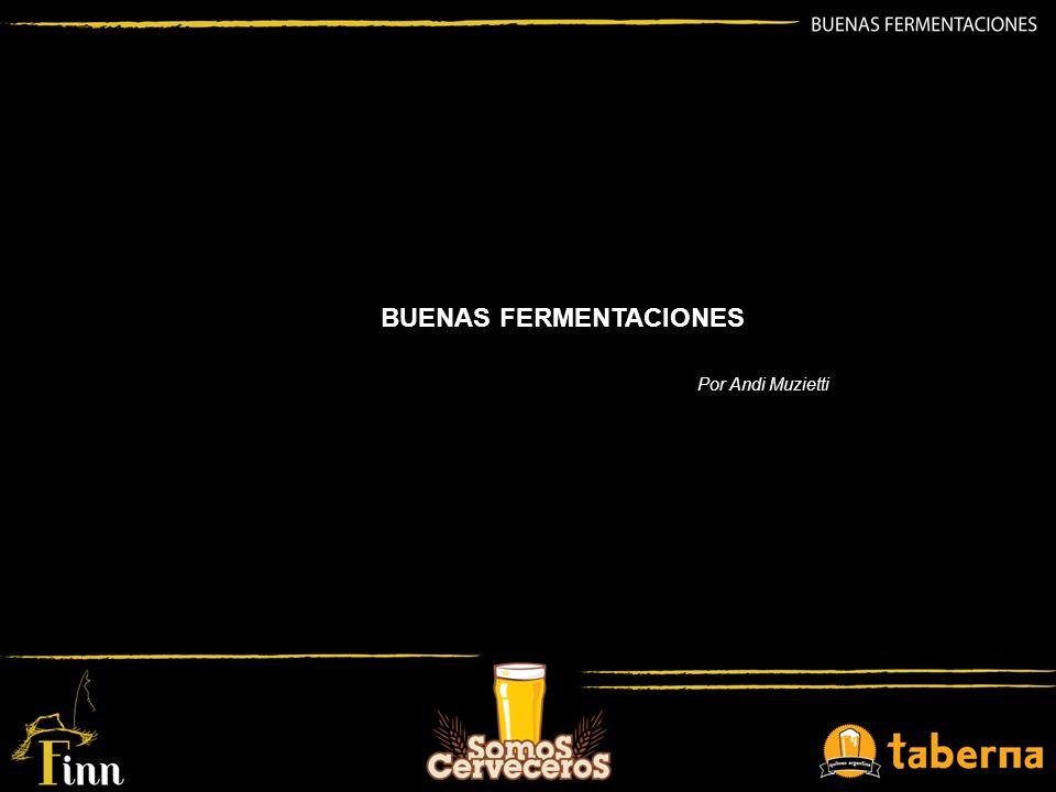BUENAS FERMENTACIONES Por Andi Muzietti