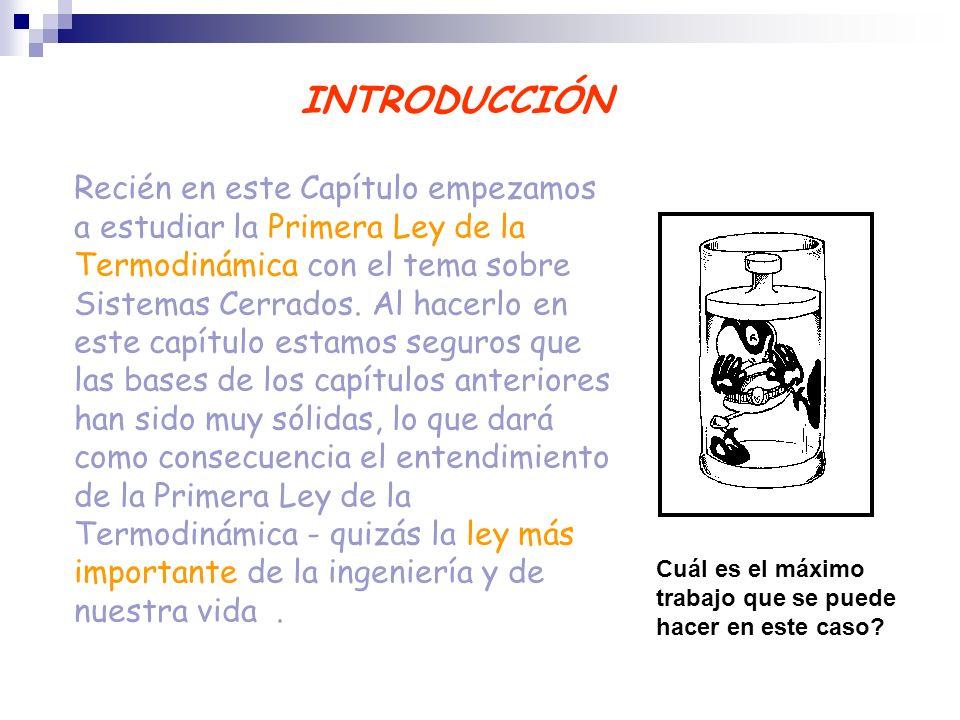 COP: Coeficiente de Performance CICLOS NEGATIVOS: (Máquinas refrigeradoras, Máquinas Calefactoras) Se suministra trabajo al sistema para extraer Q.
