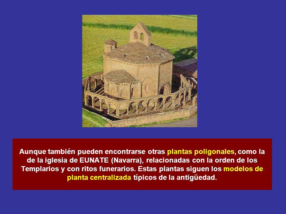 EL TEMPLO ROMÁNICO CON PLANTA EN CRUZ LATINA: ELEMENTOS CONSTITUYENTES DEL EDIFICIO.