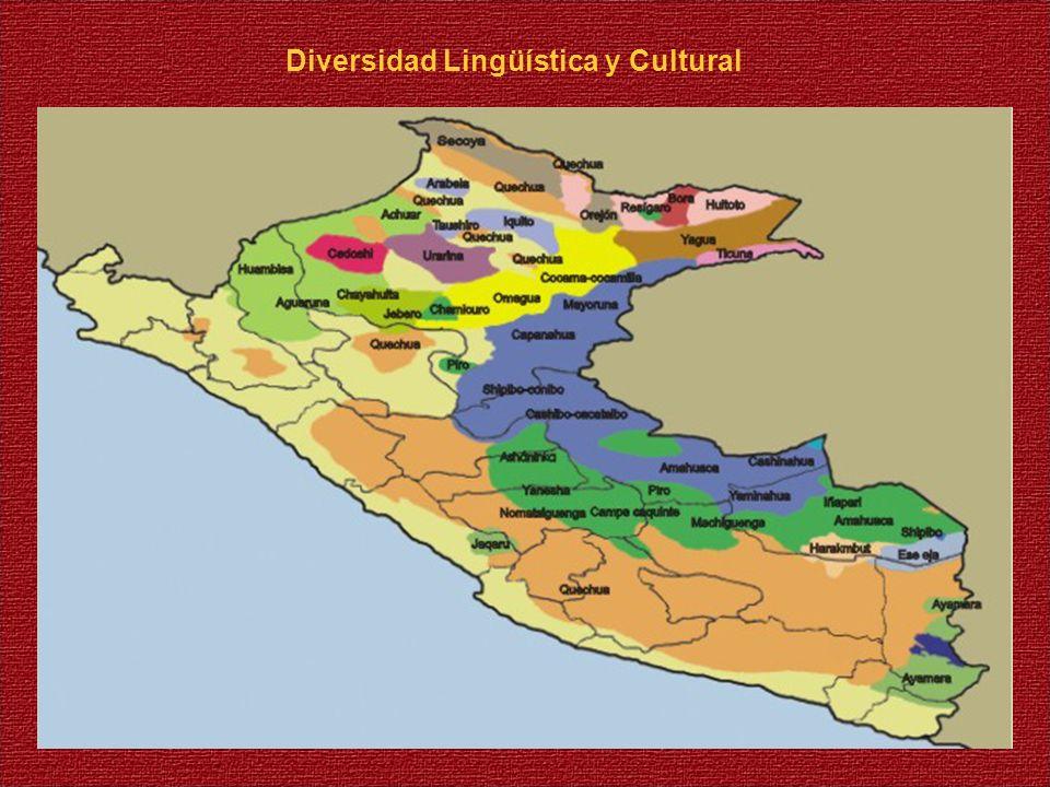 Diversidad Lingüística y Cultural