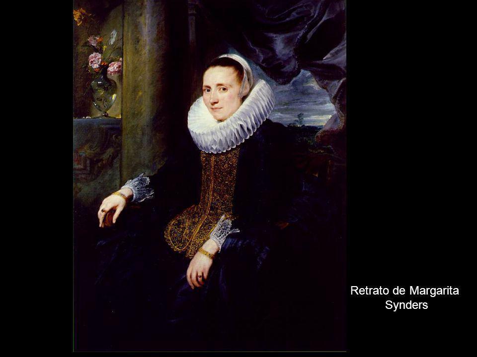 Retrato de Margarita Synders