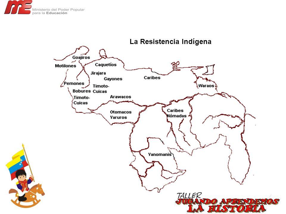 La Resistencia Indígena