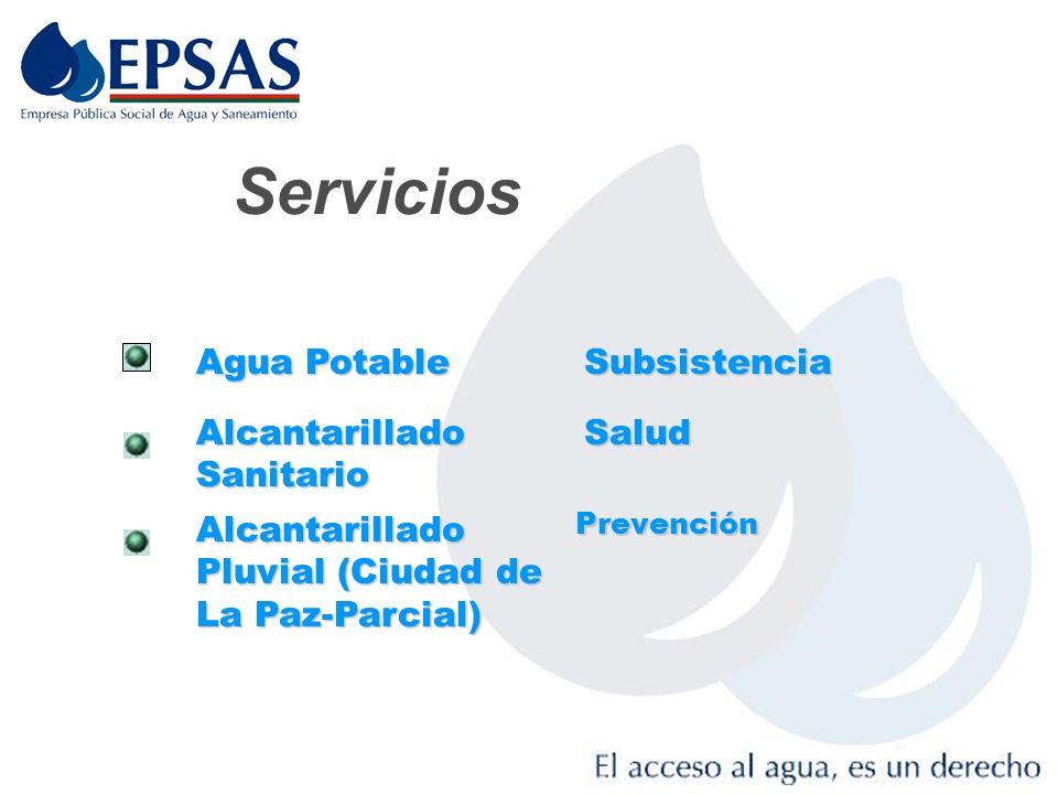 Acciones que desarrolla EPSAS de la infraestructura necesaria para la prestación de los servicios de agua potable y Alcantarillado Sanitario. Todas aq