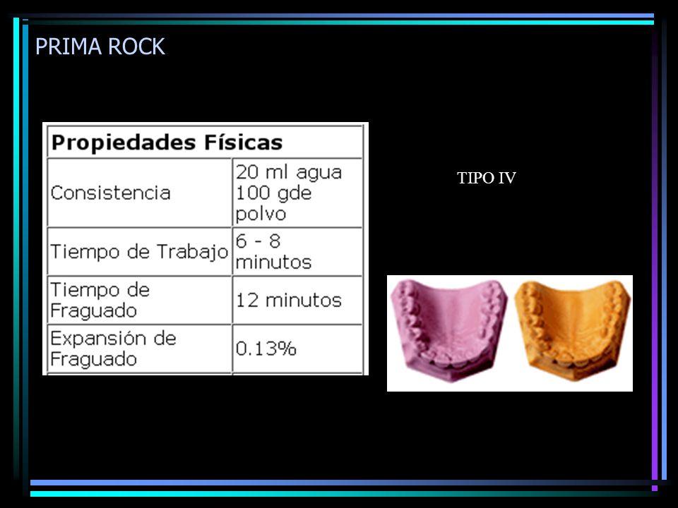 PRIMA ROCK TIPO IV
