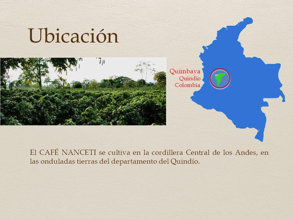 El CAFÉ NANCETI, es un producto familiar y artesanal, colombiano de ORIGEN, con una tradición que data del año 1927, colocándose a disposición de los