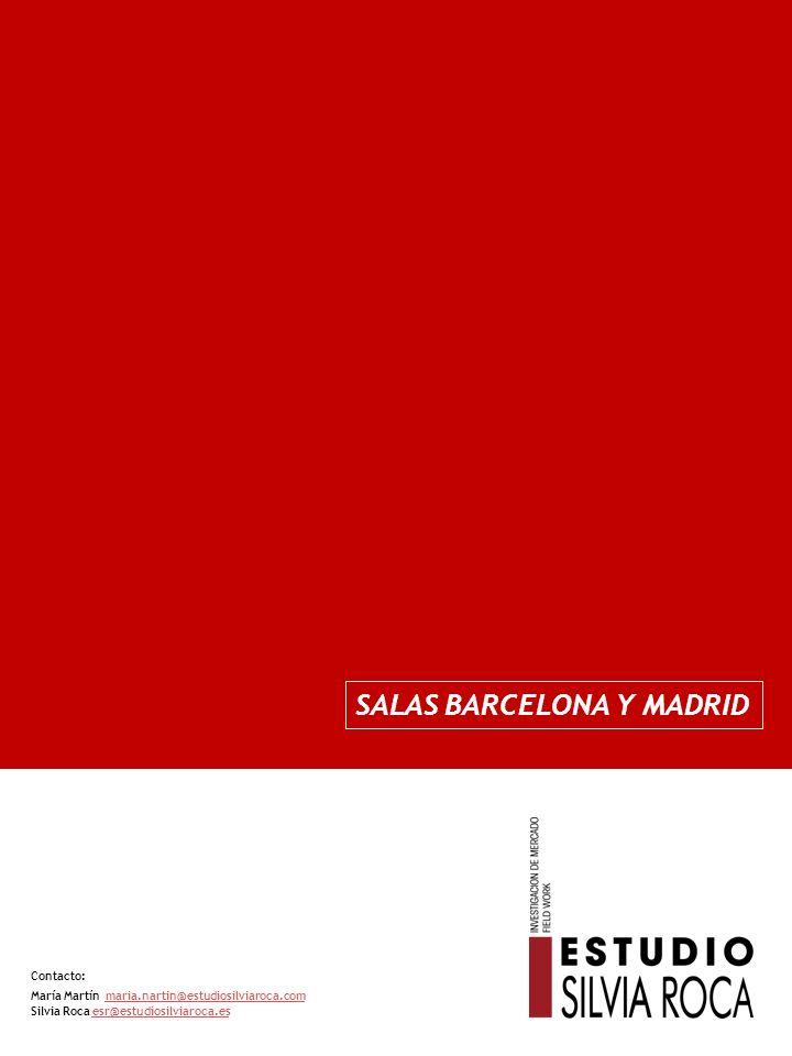 MÁXIMA COMODIDAD Y CONFORT PERSONAL EFICIENTE INNOVACIÓN TECNOLÓGICA MAGNÍFICAS UBICACIONES SALAS BARCELONA Y MADRID c/ Valencia, 230 2º2ª - 08007 Tel.