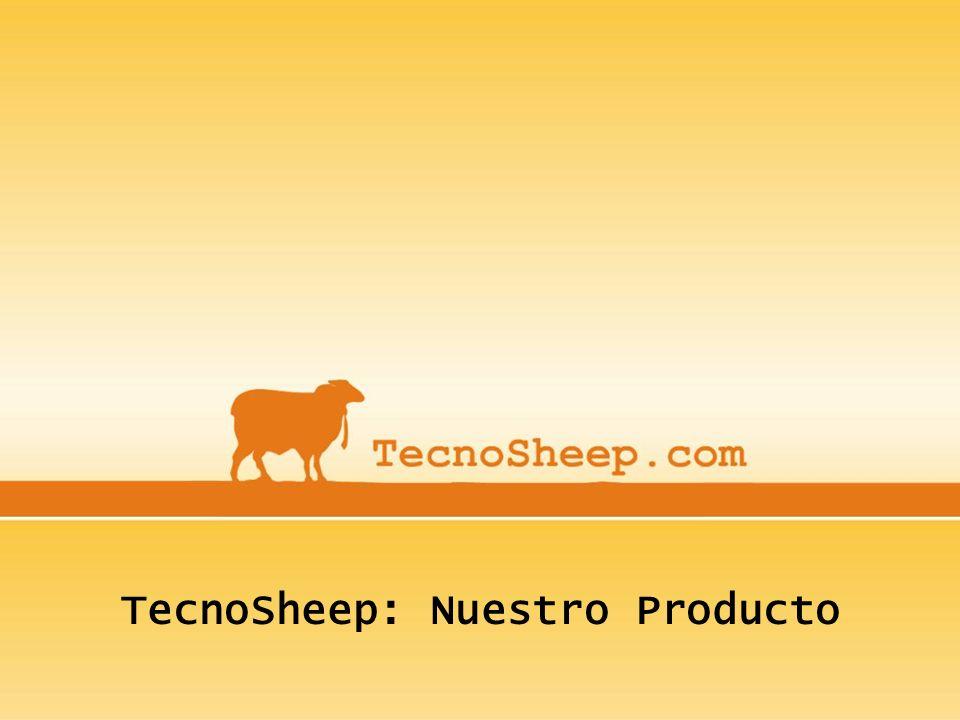 TecnoSheep: Nuestro Producto