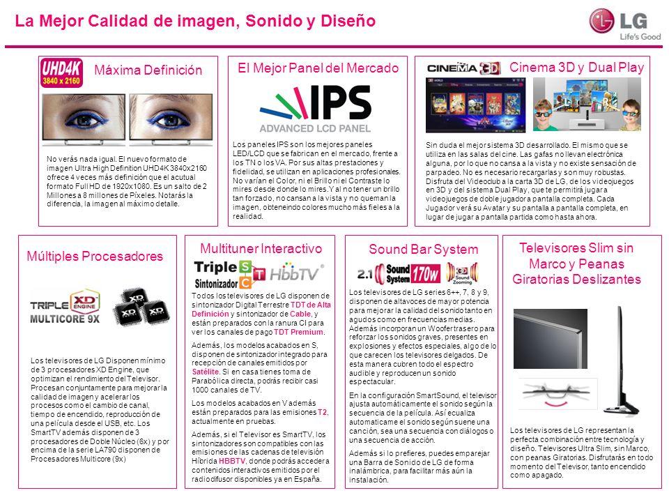 Smart TV 4.o en web oficial : http://www.lg.com/es/smart-tvhttp://www.lg.com/es/smart-tv