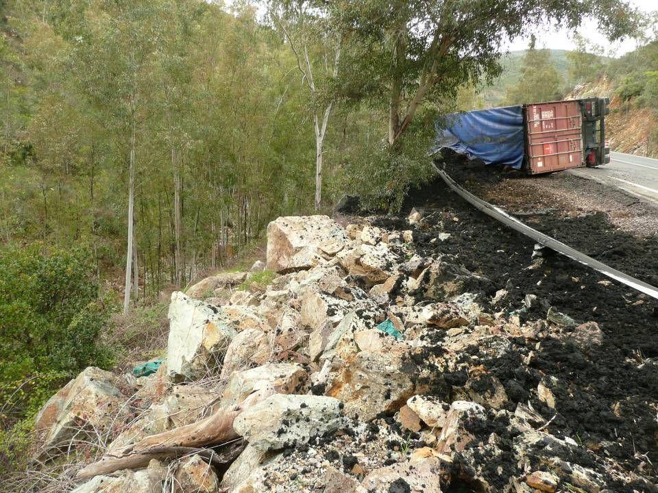 Así se gestionan los residuos en el vertedero.