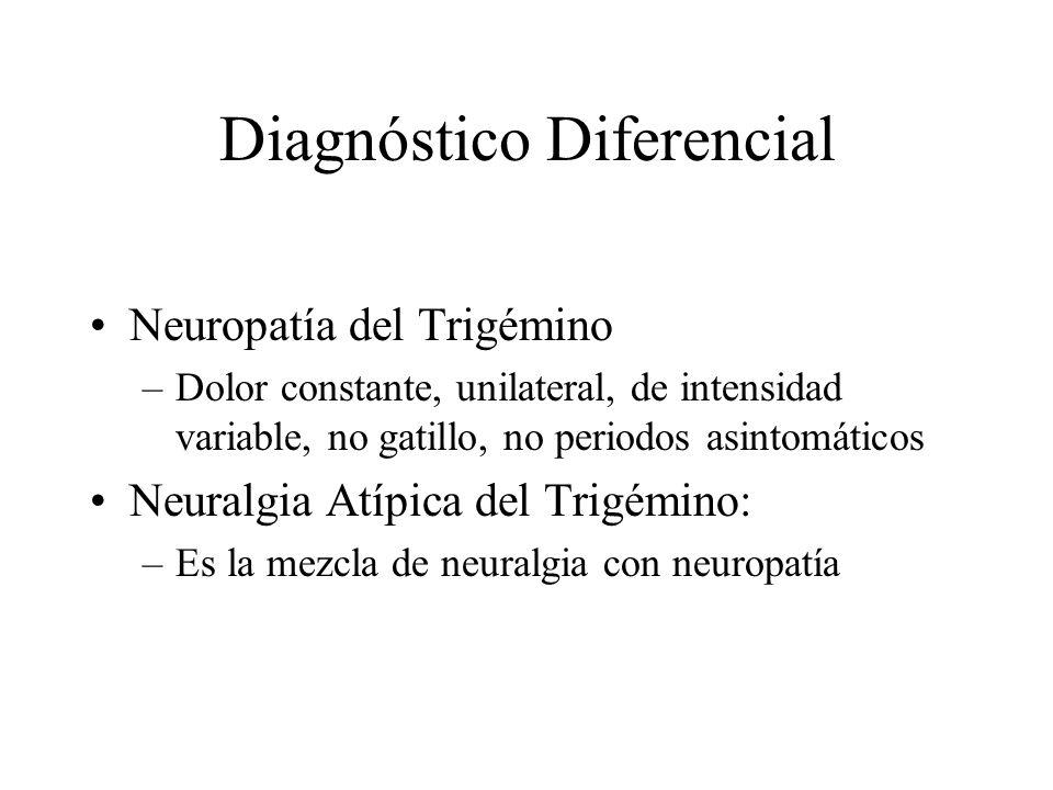 Otras Neuralgias Faciales N.