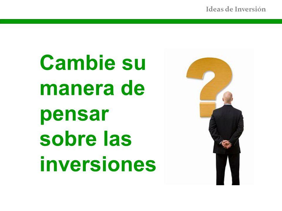 Ideas de Inversión Mercado regulado Mercado no regulado Gota a gota Prestamos Forex (no regulado) BancosFiduciariasFondos PensionesSCB Cta.