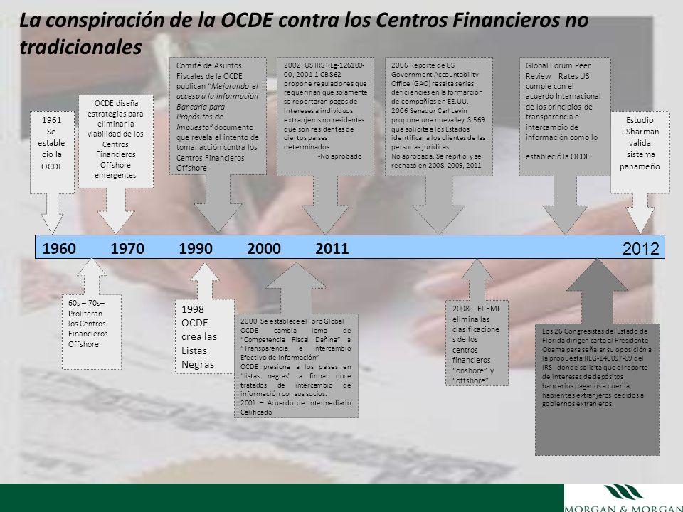 19601970199020002011 Comité de Asuntos Fiscales de la OCDE publican Mejorando el acceso a la información Bancaria para Propósitos de Impuesto document