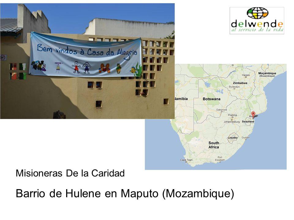 Misioneras De la Caridad Barrio de Hulene en Maputo (Mozambique)