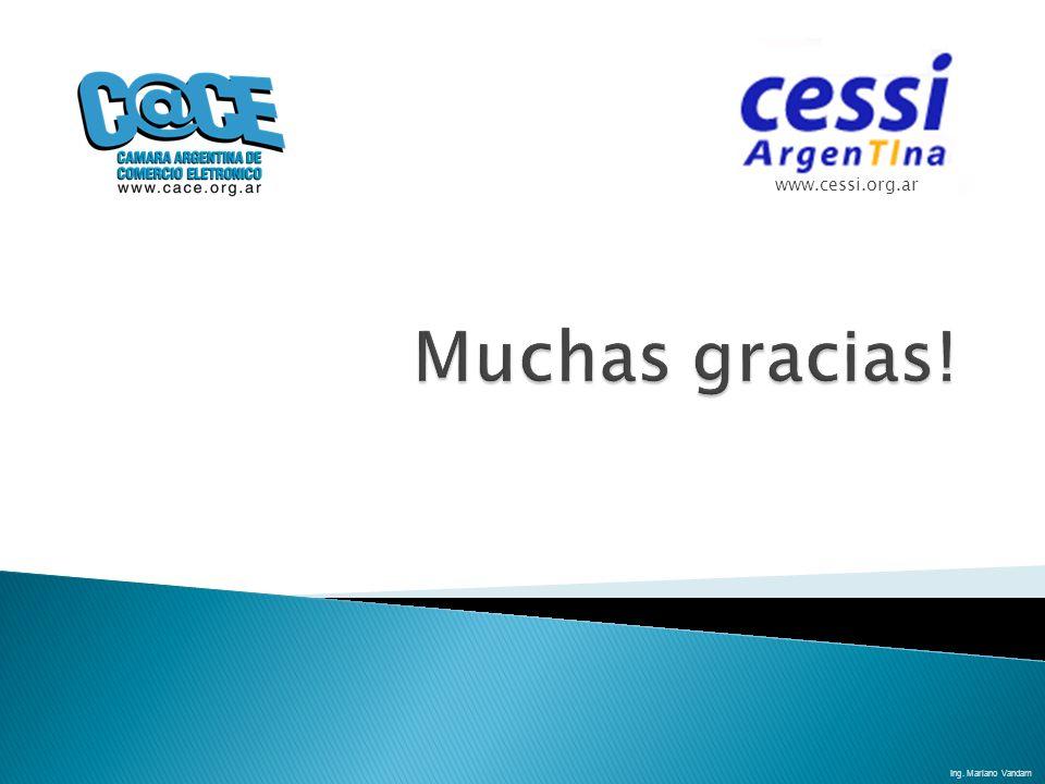 www.cessi.org.ar Ing. Mariano Vandam