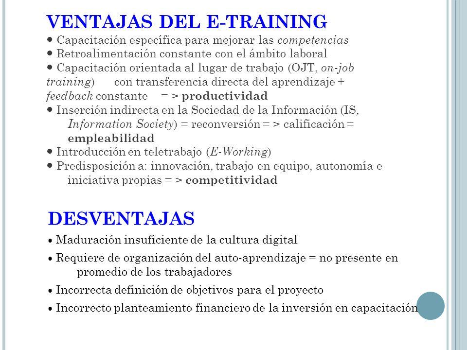 MODELO DE NEGOCIOS DEL E-LEARNING 1.
