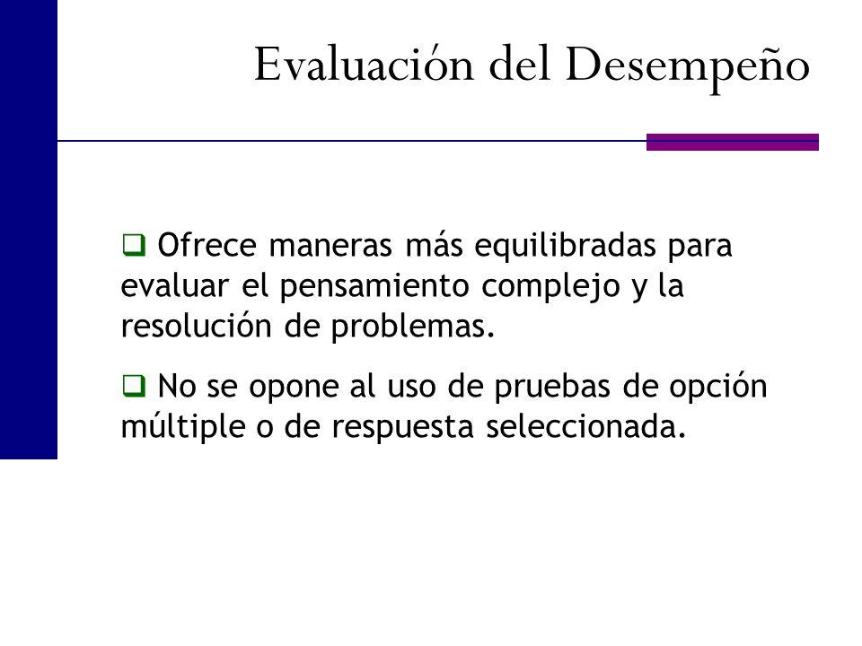 ( ) Es el tipo de evaluación que se utiliza para determinar el grado de conocimientos que poseen los estudiantes antes de iniciar el ciclo de instrucción: A.