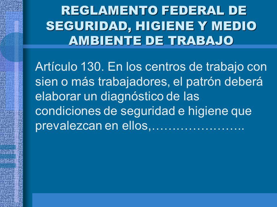 BASES LEGALE DE LA SEGURIDAD E HIGIENE EN EL TRABAJO Artículo 512. En los reglamentos de esta ley en los instructivos de las autoridades laborales exp