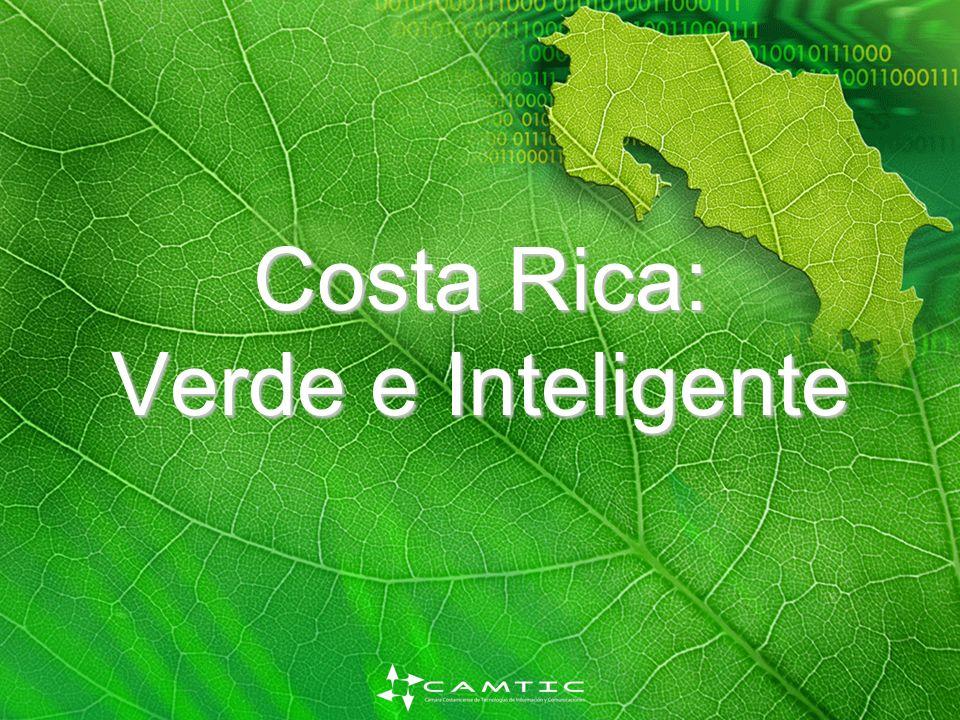 Costa Rica: Verde e Inteligente
