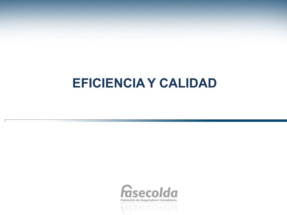 EFICIENCIA Y CALIDAD