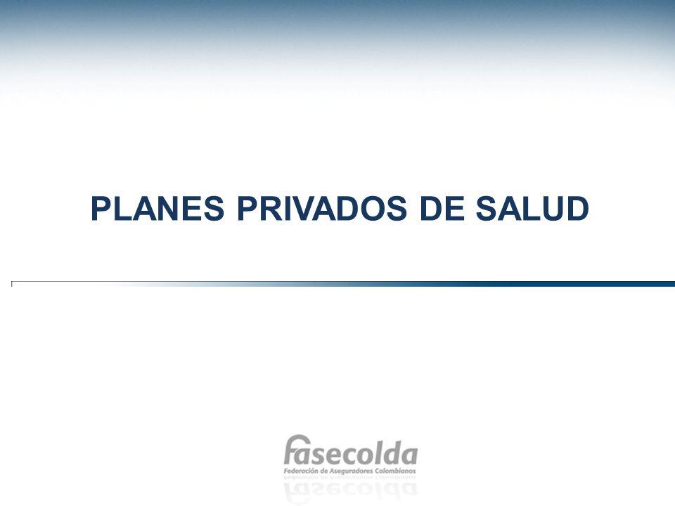 PLANES PRIVADOS DE SALUD