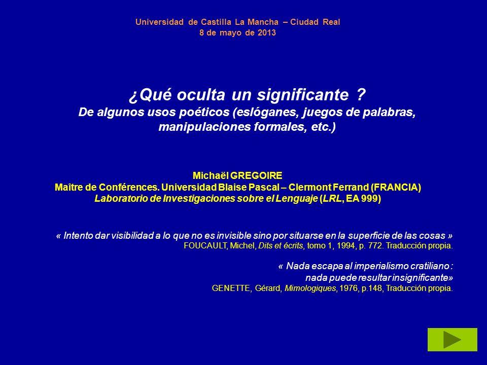 1.Desde lo lingüístico hasta lo sub-lingüístico : recuerdos liminares y metodologíaDesde lo lingüístico hasta lo sub-lingüístico : recuerdos liminares y metodología 2.