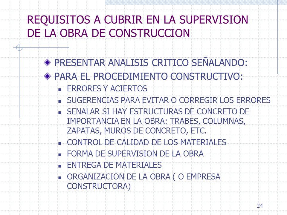 23 DESARROLLO DEL PROYECTO INTEGRADOR DE CONSTRUCCION LOS EQUIPOS SERAN DE 4 PERSONAS SELECCIONADAS EN FORMA ALEATORIA LAS OBRAS DEBERAN SER DIFERENTE