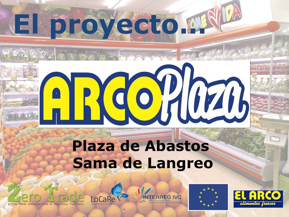 El proyecto… Plaza de Abastos Sama de Langreo