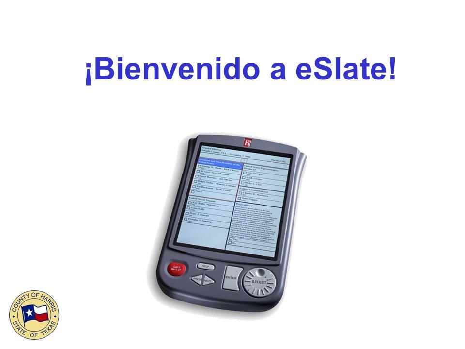 ¡Bienvenido a eSlate!
