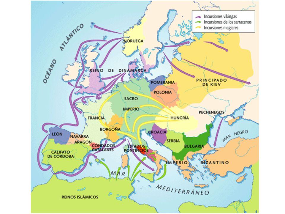 Antecedentes : Siglo XI La sociedad era profundamente desigual.
