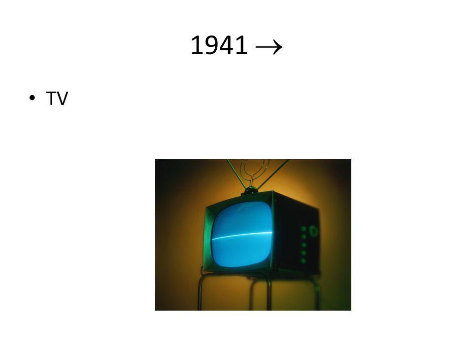 1941 TV