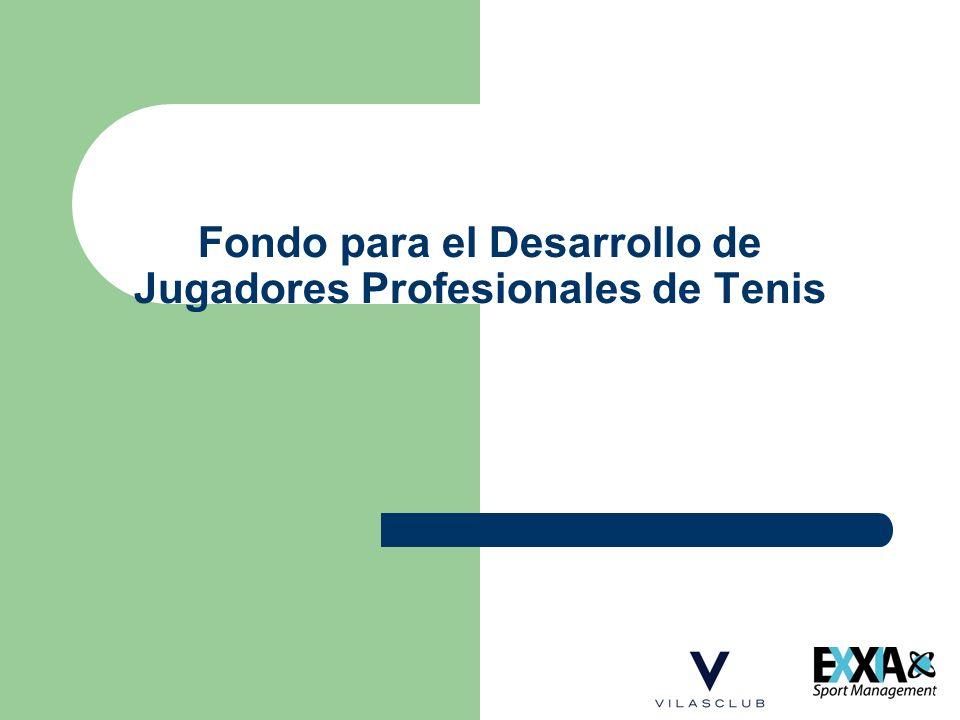 Fondo para el Desarrollo de Jugadores Profesionales de Tenis
