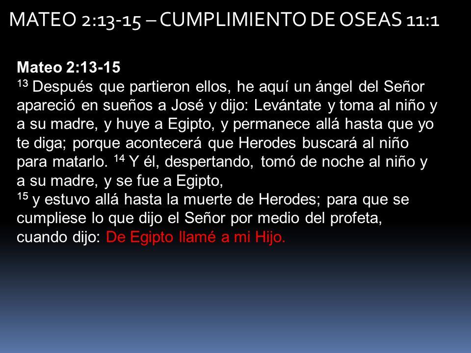 JUICIO Y RESTAURACION #5 Oseas 14 1 Vuelve, oh Israel, a Jehová tu Dios; porque por tu pecado has caído.