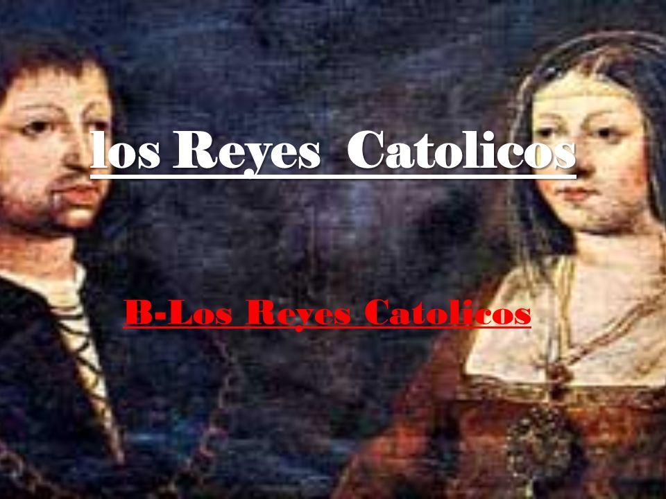Isabelle & Fernando En 1469 tuvo lugar el matrimonio de Isabel de Castilla y Fernando de Aragón.