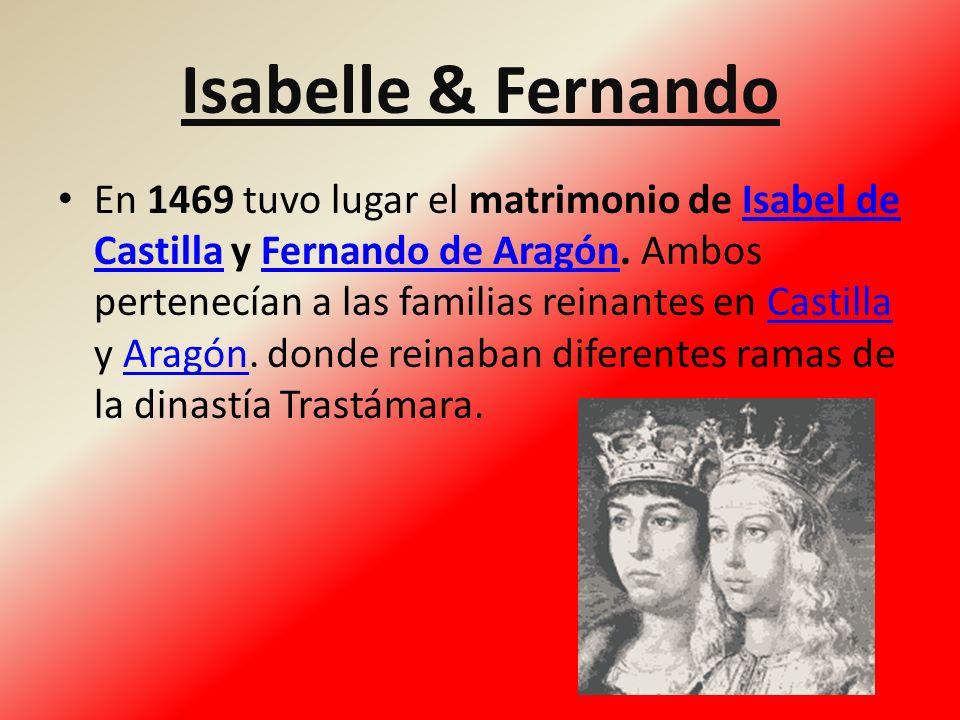 La conquista del reino Nazarí de Granada Los restos de Isabel y Fernando que reposan en la capilla real de la catedral de Granada, son símbolo y testimonio de la capital importancia que tuvo la guerra y la conquista de Granada en el reinado de los Reyes Católicos.