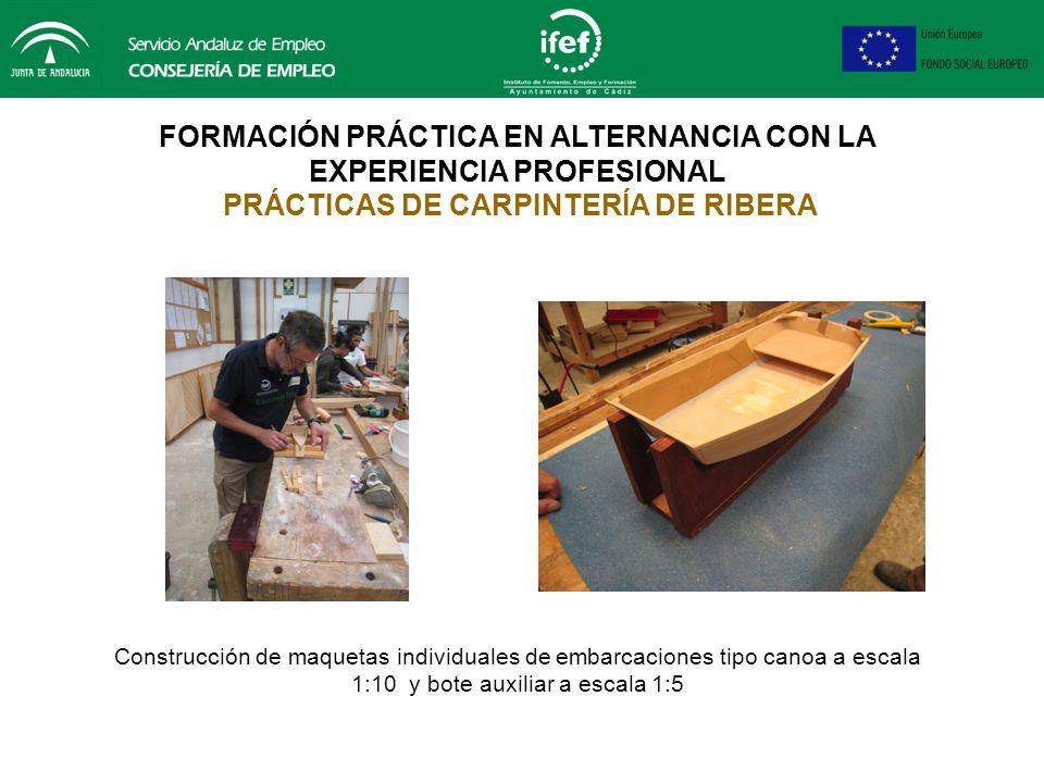 ESCUELA TALLER HÉRCULES MEMORIA GRÁFICA (24/08/09 A 23/02/10) ESPECIALIDADES FORMATIVAS: CARPINTERÍA DE RIBERA MONTAJE DE ESTRUCTURAS METÁLICAS TRANSF